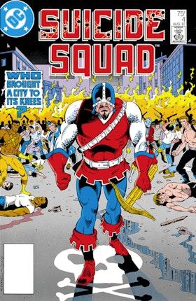 Suicide Squad (1987-) #4