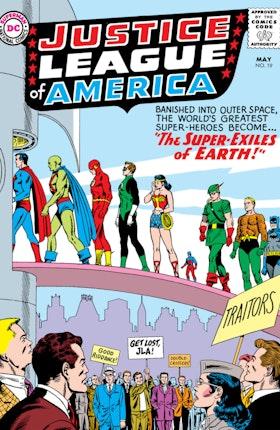 Justice League of America (1960-) #19