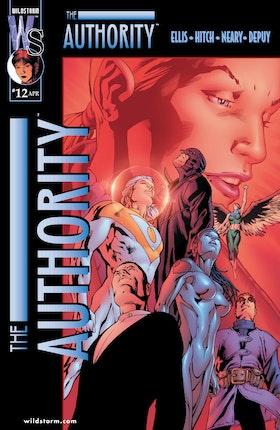 The Authority (1999-) #12