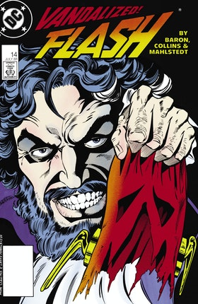 The Flash (1987-) #14