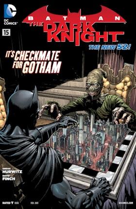 Batman: The Dark Knight (2011-) #15