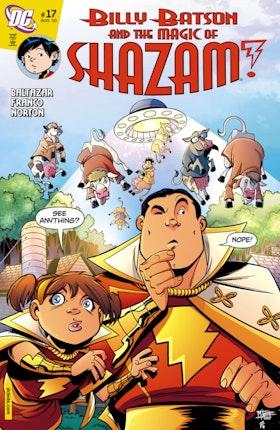 Billy Batson & the Magic of Shazam! #17