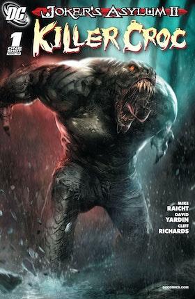 Joker's Asylum II: Killer Croc #1