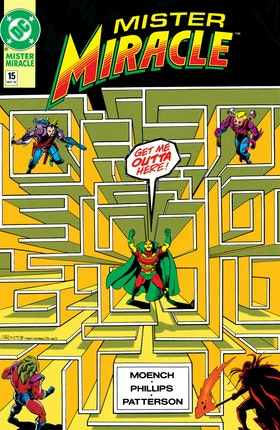 Mister Miracle (1988-) #15