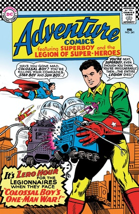 Adventure Comics (1938-) #341