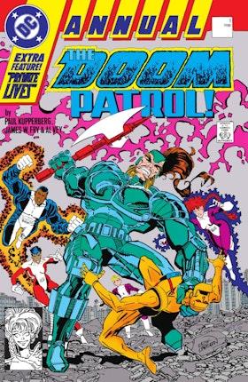 Doom Patrol (1987-1995) Annual #1