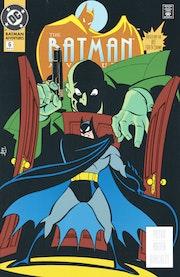 read the batman adventures 1992 12 on dc universe. Black Bedroom Furniture Sets. Home Design Ideas