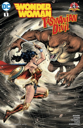 Wonder Woman/Tasmanian Devil Special #1