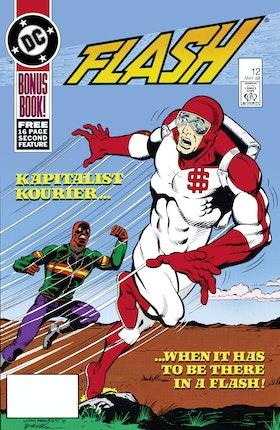 The Flash (1987-) #12