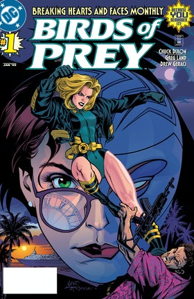 Birds of Prey (1998-) #1