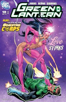 Green Lantern (2005-) #18