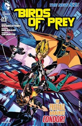Birds of Prey (2011-) #14