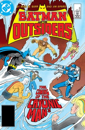 Batman and the Outsiders (1983-) #6