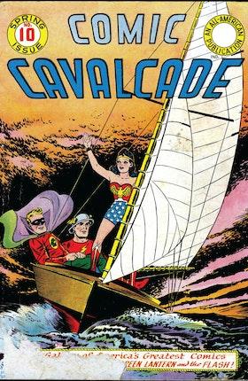 Comic Cavalcade #10