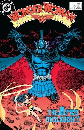 Wonder Woman (1986-2006) #6