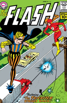 The Flash (1959-) #121