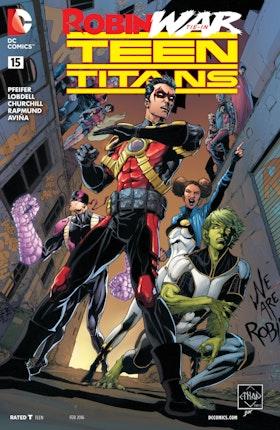 Teen Titans (2014-) #15