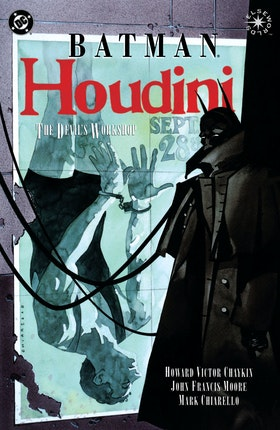 Batman/Houdini: The Devil's Workshop #1