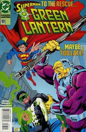 Green Lantern (1990-) #53