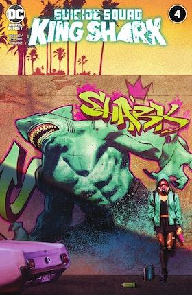 Suicide Squad: King Shark #4