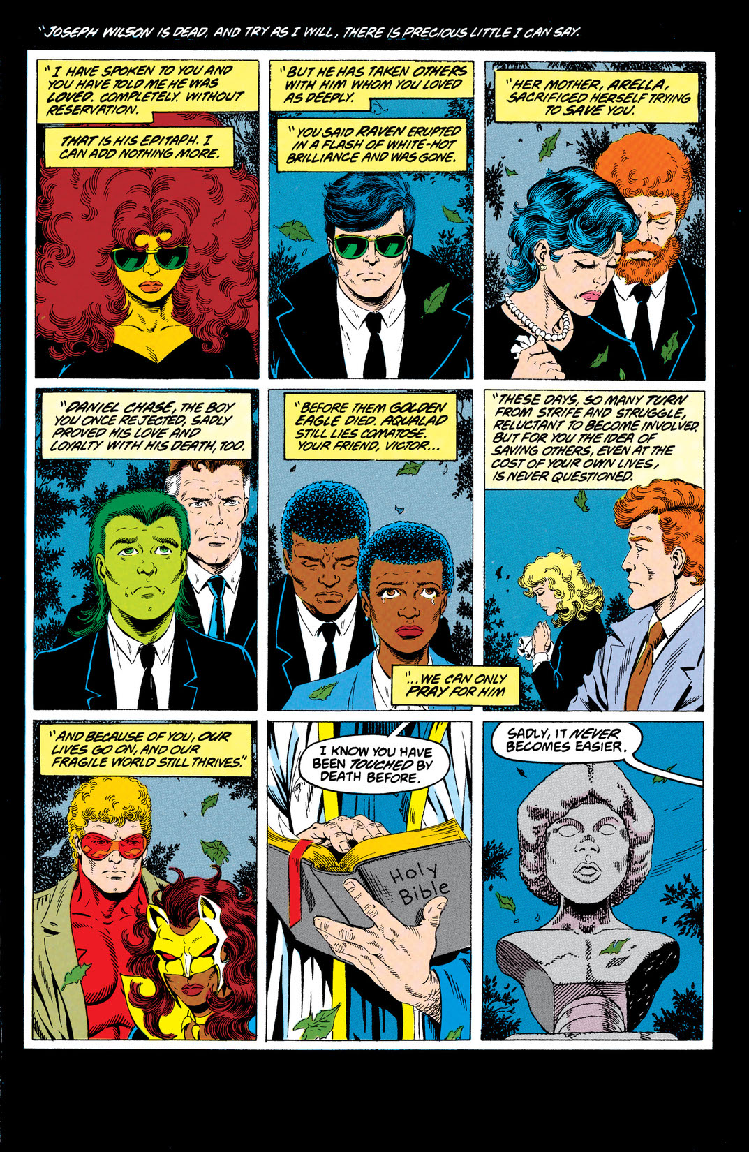 Read The New Titans (1994-) #85 on DC Universe