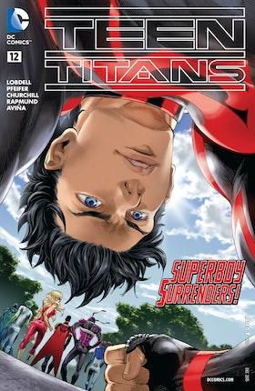Teen Titans (2014-) #12