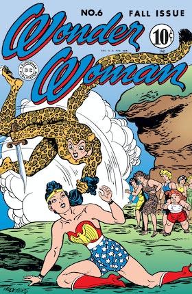 Wonder Woman (1942-) #6