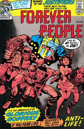 The Forever People #3