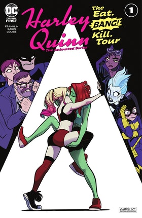 Harley Quinn: The Animated Series - The Eat. Bang. Kill Tour #1