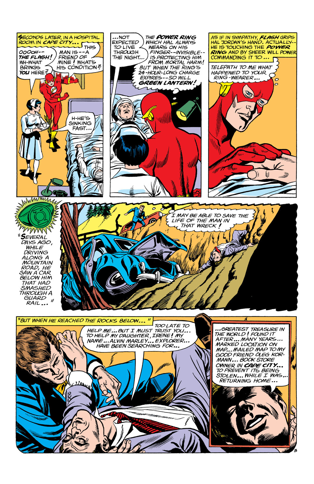 Read Justice League Of America 1960 54 On Dc Universe