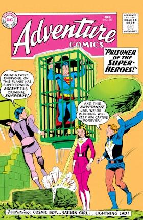 Adventure Comics (1938-) #267