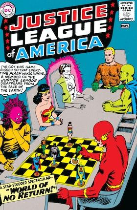 Justice League of America (1960-) #1