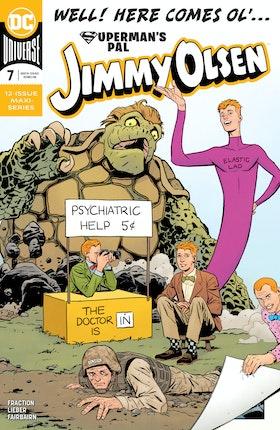 Superman's Pal Jimmy Olsen (2019-2020) #7