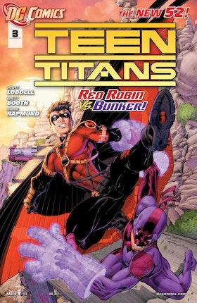 Teen Titans (2011-) #3