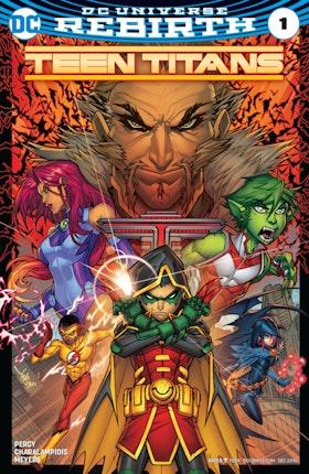 Teen Titans (2016-) #1