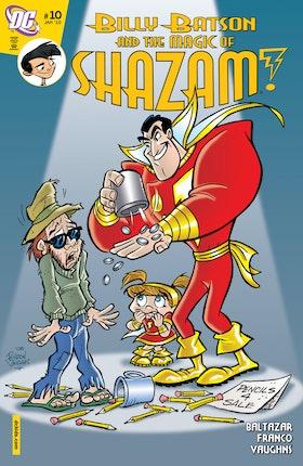 Billy Batson & the Magic of Shazam! #10