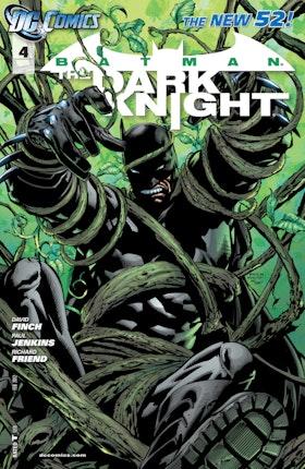 Batman: The Dark Knight (2011-) #4