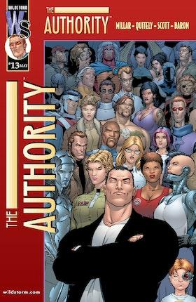 The Authority (1999-) #13