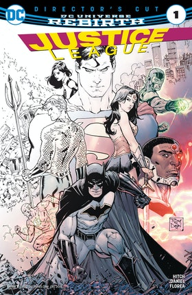 Justice League #1 Director's Cut (2016-) #1