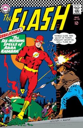 The Flash (1959-) #170