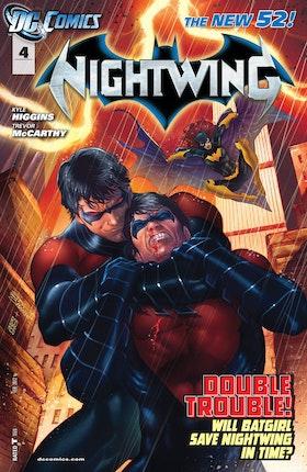 Nightwing (2011-) #4