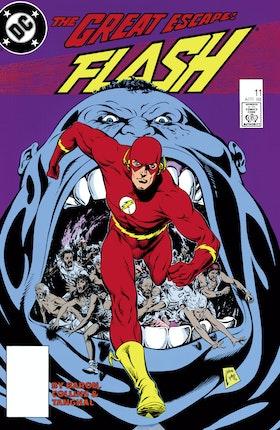 The Flash (1987-) #11