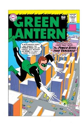 Green Lantern (1960-) #5