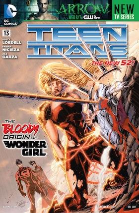 Teen Titans (2011-) #13