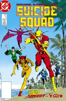 Suicide Squad (1987-) #11