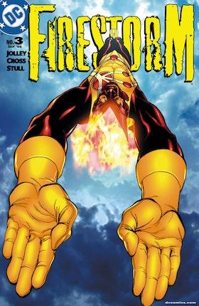 Firestorm #3
