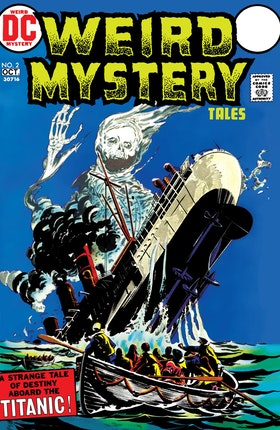 Weird Mystery Tales #2