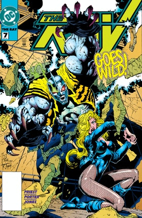 The Ray (1994-) #7