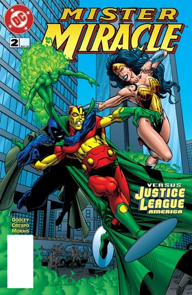 Mister Miracle (1996-) #2