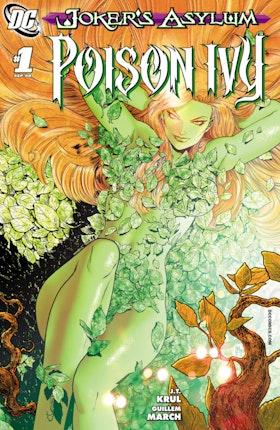 Joker's Asylum: Poison Ivy #1
